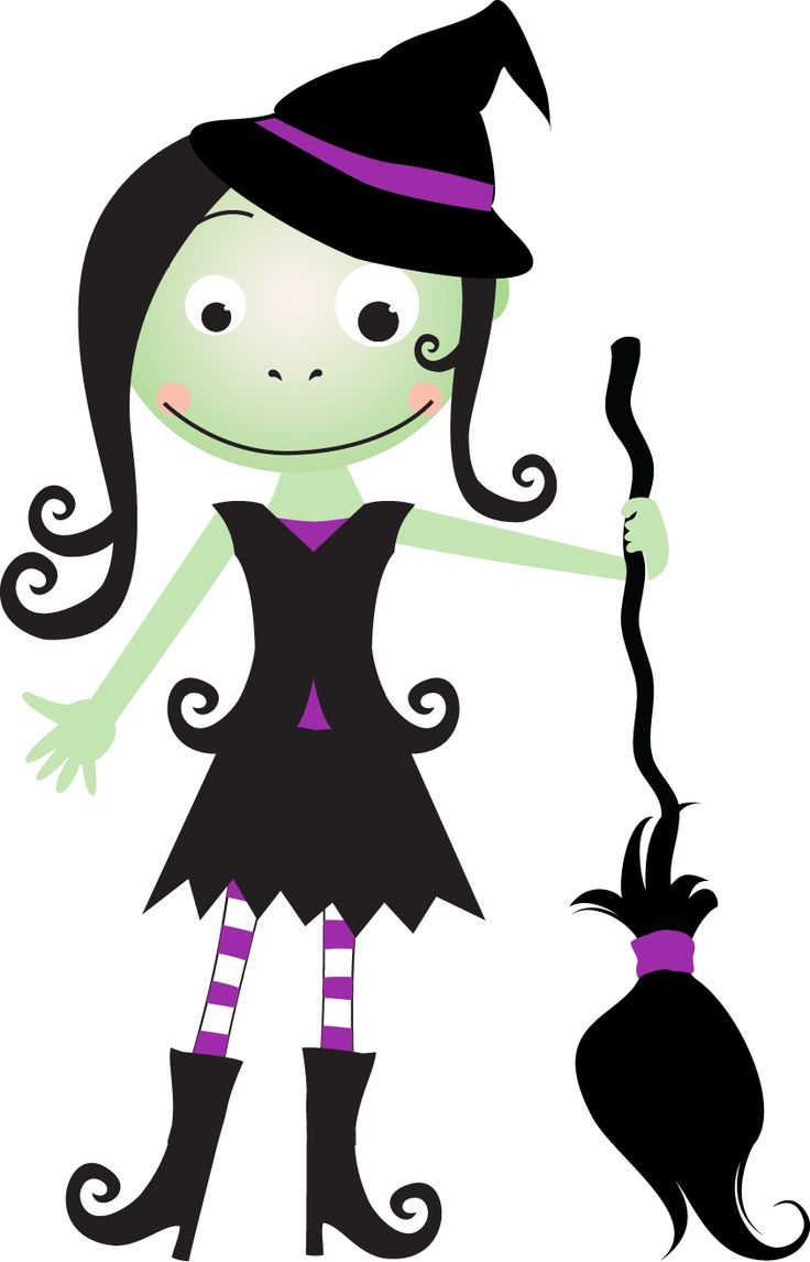 736x1146 Halloween ~ Halloween Clip Art Animated Flying Witch Free Vintage