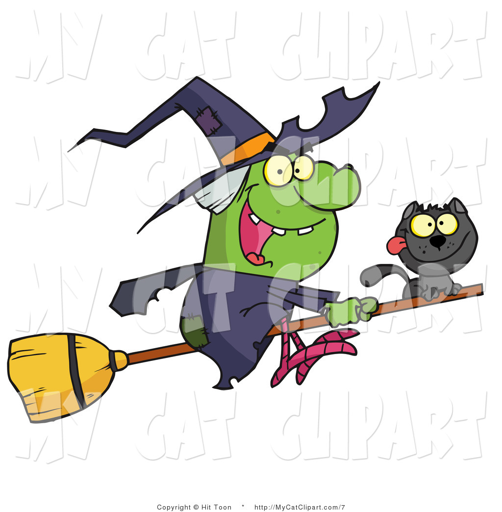 1024x1044 Witches Cat