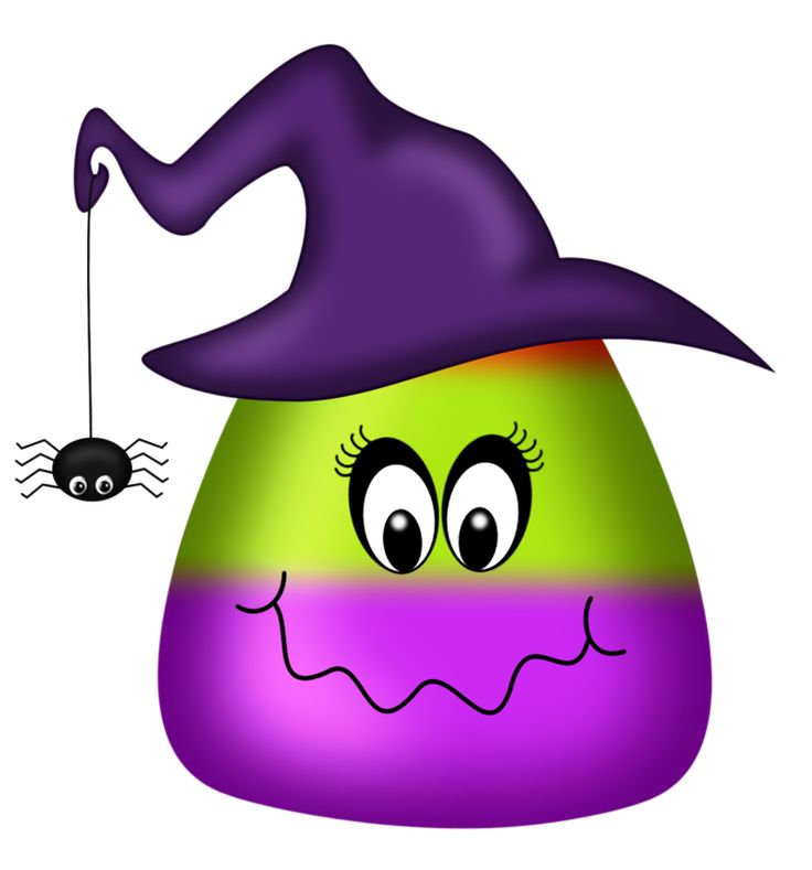 736x789 Candy clipart witch
