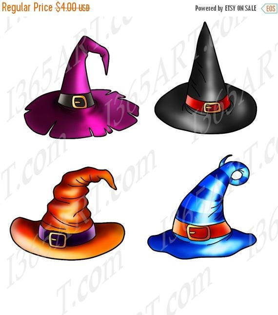 570x645 50% Off Halloween Witch Hat Clipart Witch Hat Clip Art