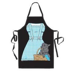 236x236 Girls Dorothy Wizard Of Oz Apron Dr. Oz, Aprons And Wizards