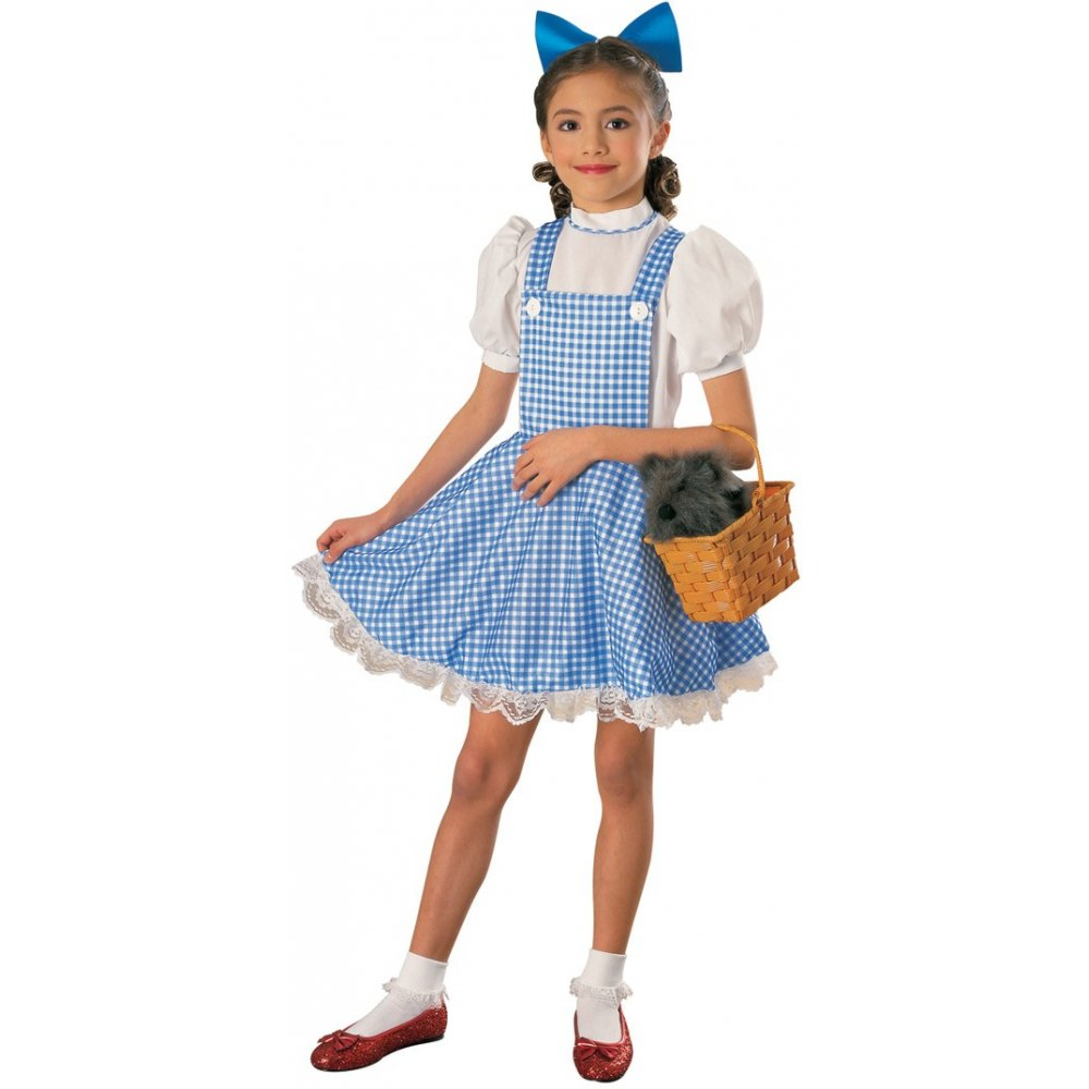 1000x1000 Kids Wizard Of Oz Book Day Licensed Character Child Fancy Dress