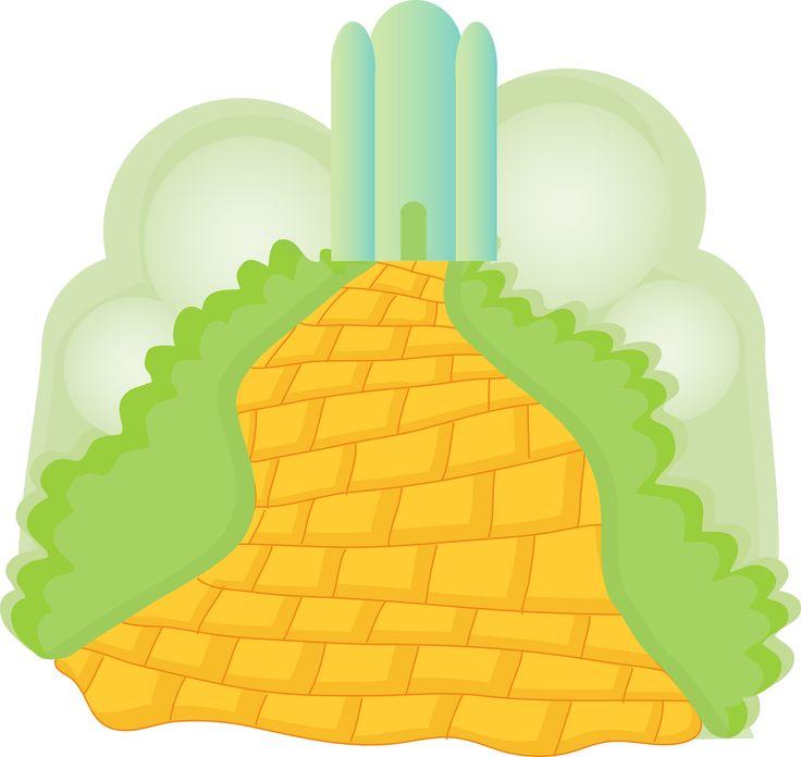 736x696 Wizard Of Oz Clipart Yellow Brick Road