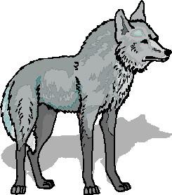 245x278 Top 93 Gray Wolf Clip Art