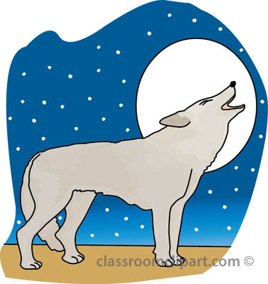 378x400 Free Wolf Clipart Clip Art Pictures Graphics Illustrations 2
