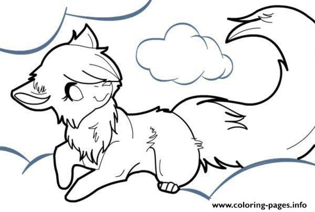 Wolf Coloring Pages Free Download Best Wolf Coloring Pages On
