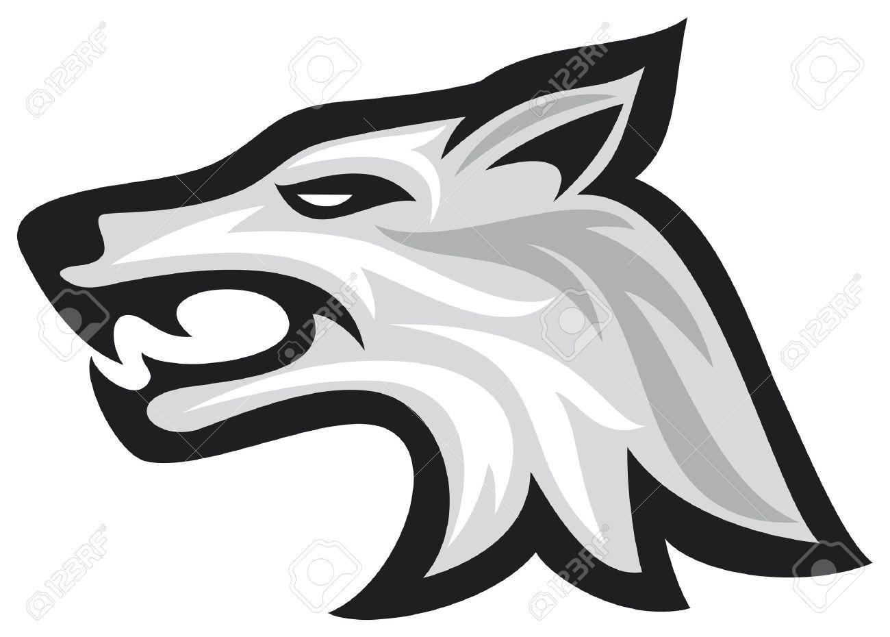 1300x930 Werewolf Clipart Face