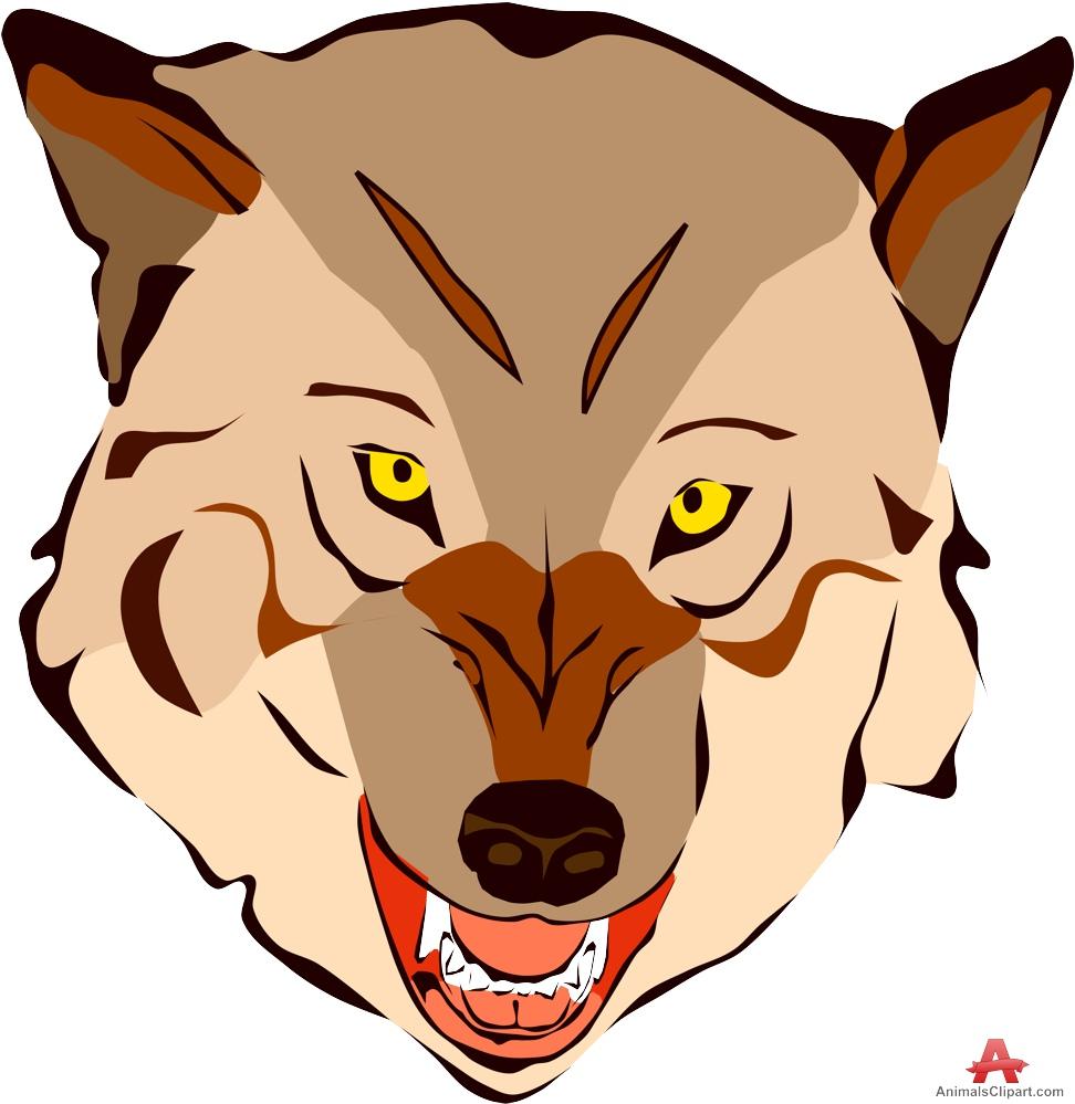 972x999 Werewolf Clipart Wolf Head