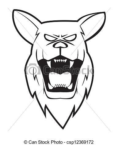 385x470 Best Wolf Clip Art