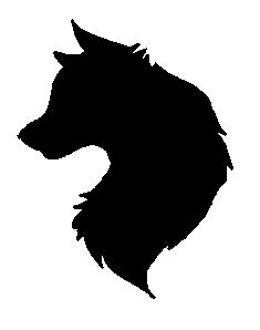 235x298 Best Wolf Clipart Ideas Silhouettes, Search