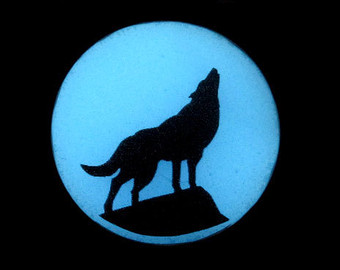 340x270 Wolf Howling At Moon Clip Art Clipart