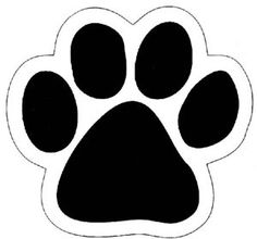 236x220 Paw Print Clip Art Free Coloring Page Clip Art Images Coloring