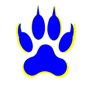 298x288 Sps Wolf Paw Clip Art