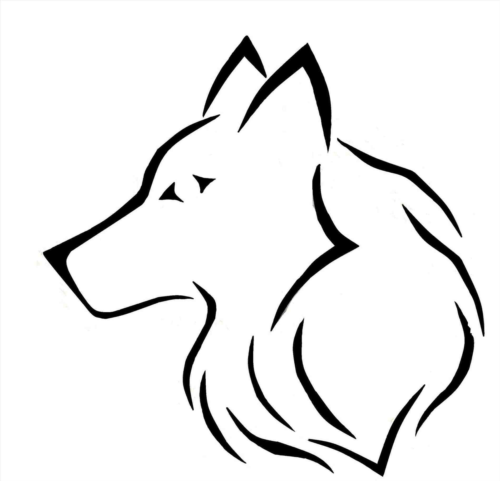 1899x1825 Easy Drawings Of Wolves Howling