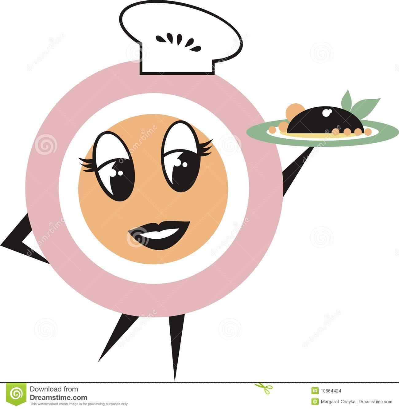 1300x1333 Women Clipart Cooking Dinner