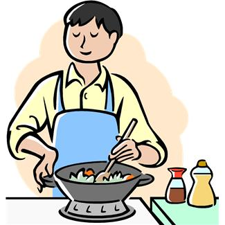 325x325 Black Woman Cooking Clipart Free Images