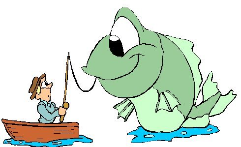 490x299 Woman Fishing Clipart Free Clipart Images