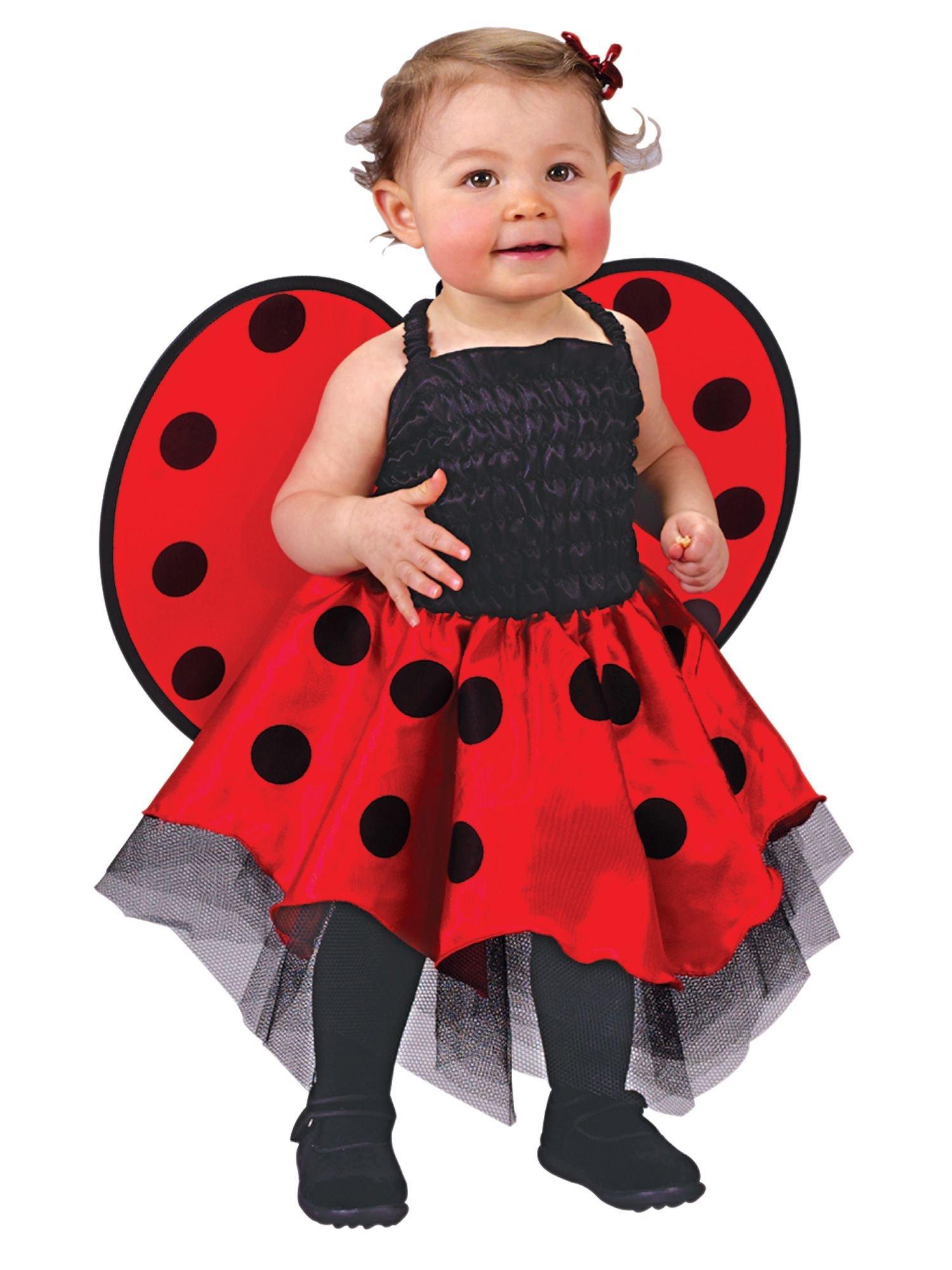 1500x2000 Baby Ladybug Dress Costume