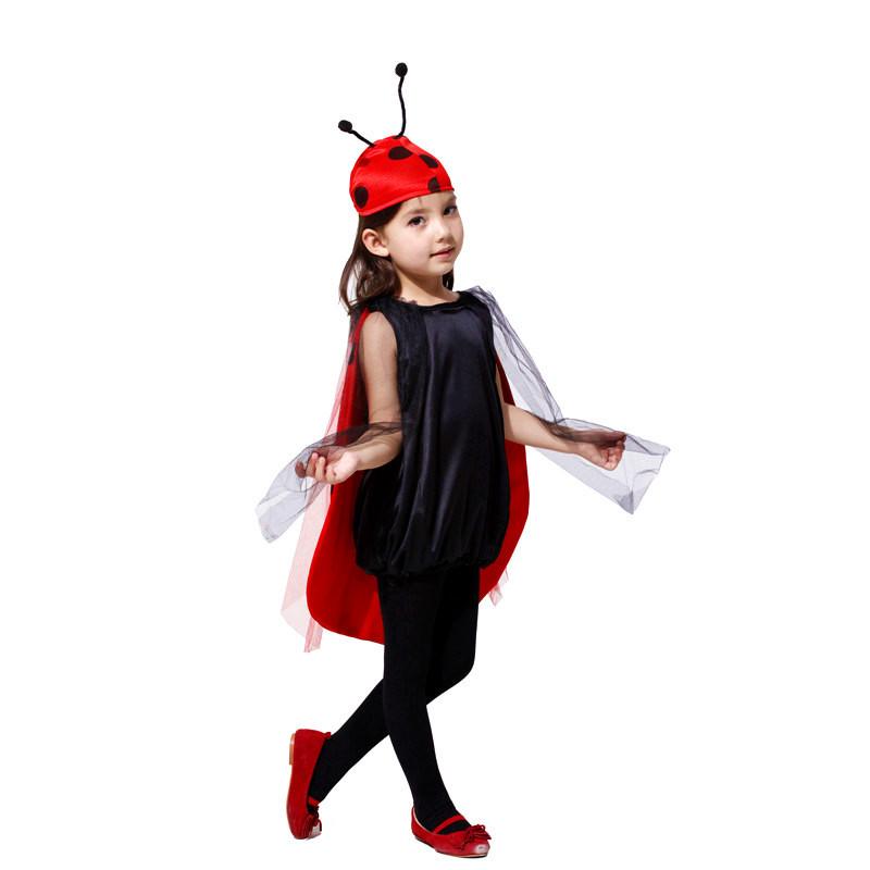 800x800 M Xl Fantasia Children Halloween Ladybug Costumes Girls Insect