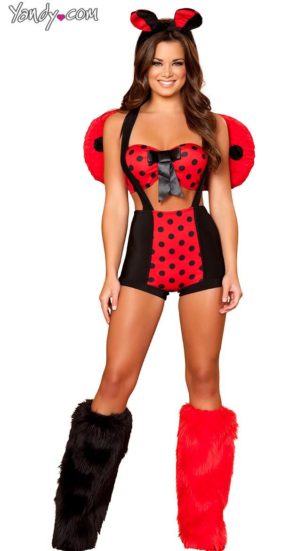 650x1170 Sexy Ladybug Costume Halloween ! Ladybug Costume
