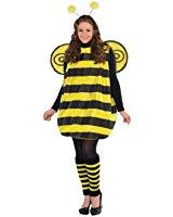 160x200 Women's Lady Bug Costume, Blackred, One Size Clothing