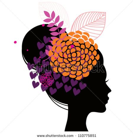 450x470 118 Best Silhouette Images Clip Art, And Dresses