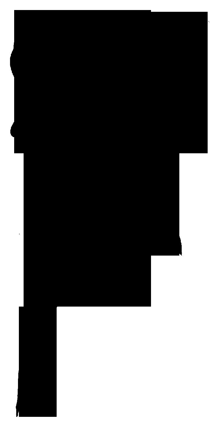 712x1479 Profile Silhouette Clipart