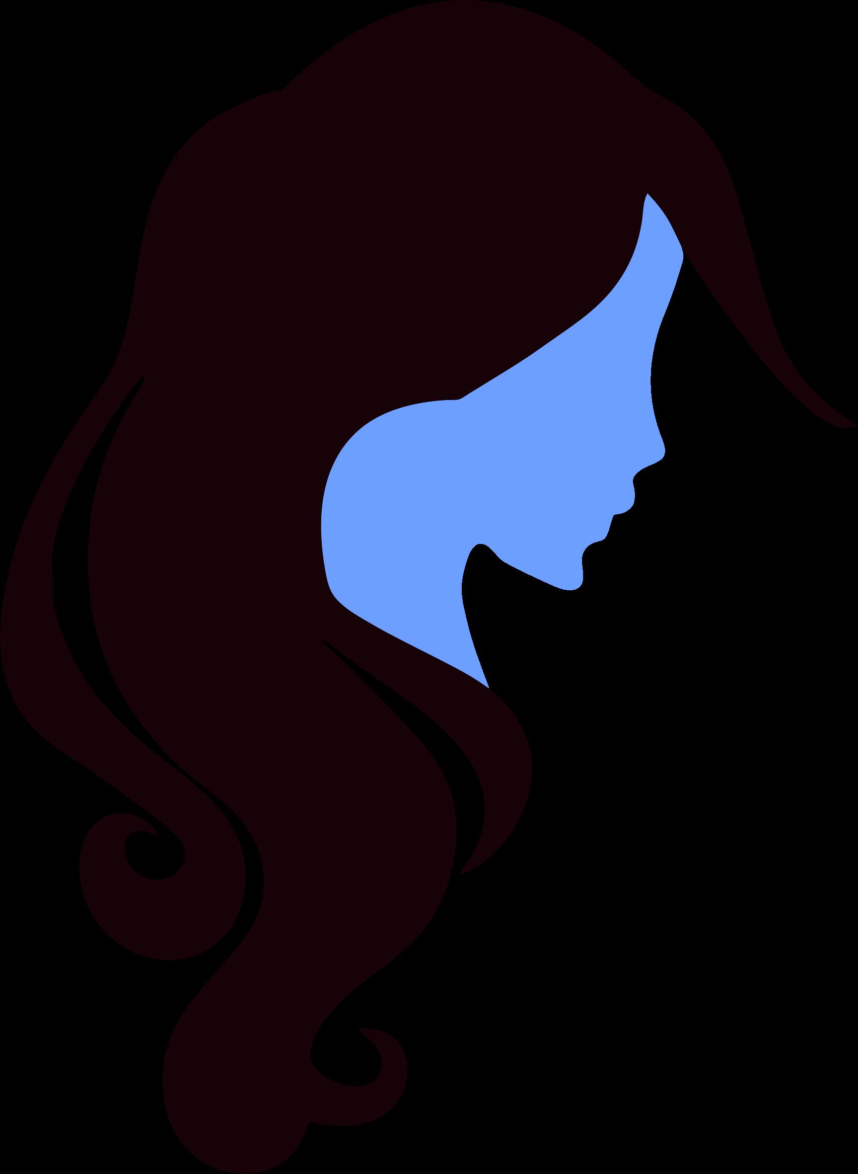 1704x2333 Woman Clipart Profile