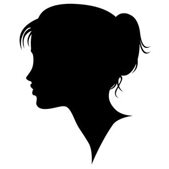 346x346 Women Profile Cliparts 276448