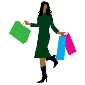 300x300 Shopping Clipart Image