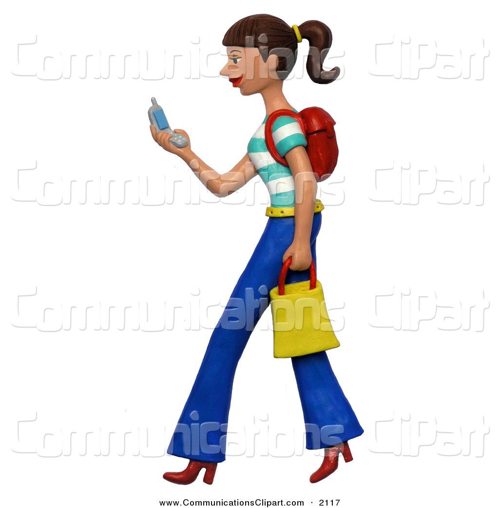 1024x1044 3d Clipart Woman