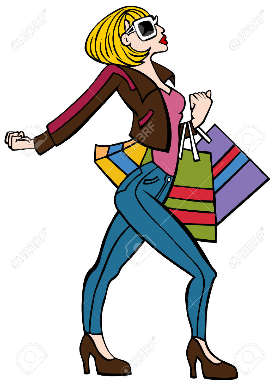 928x1300 Woman Walking Clipart, Explore Pictures