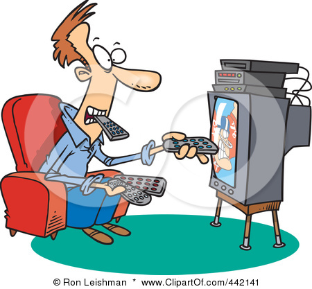 450x417 Watch Television Clip Art Cliparts