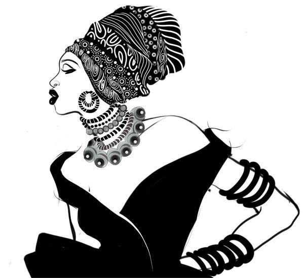 600x549 60 best Art images Drawings, African art and Art google