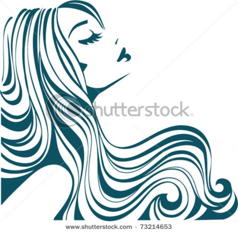 820x798 Women Hair Clipart Women Hair Clipart Hair Clip Art Of Black Women