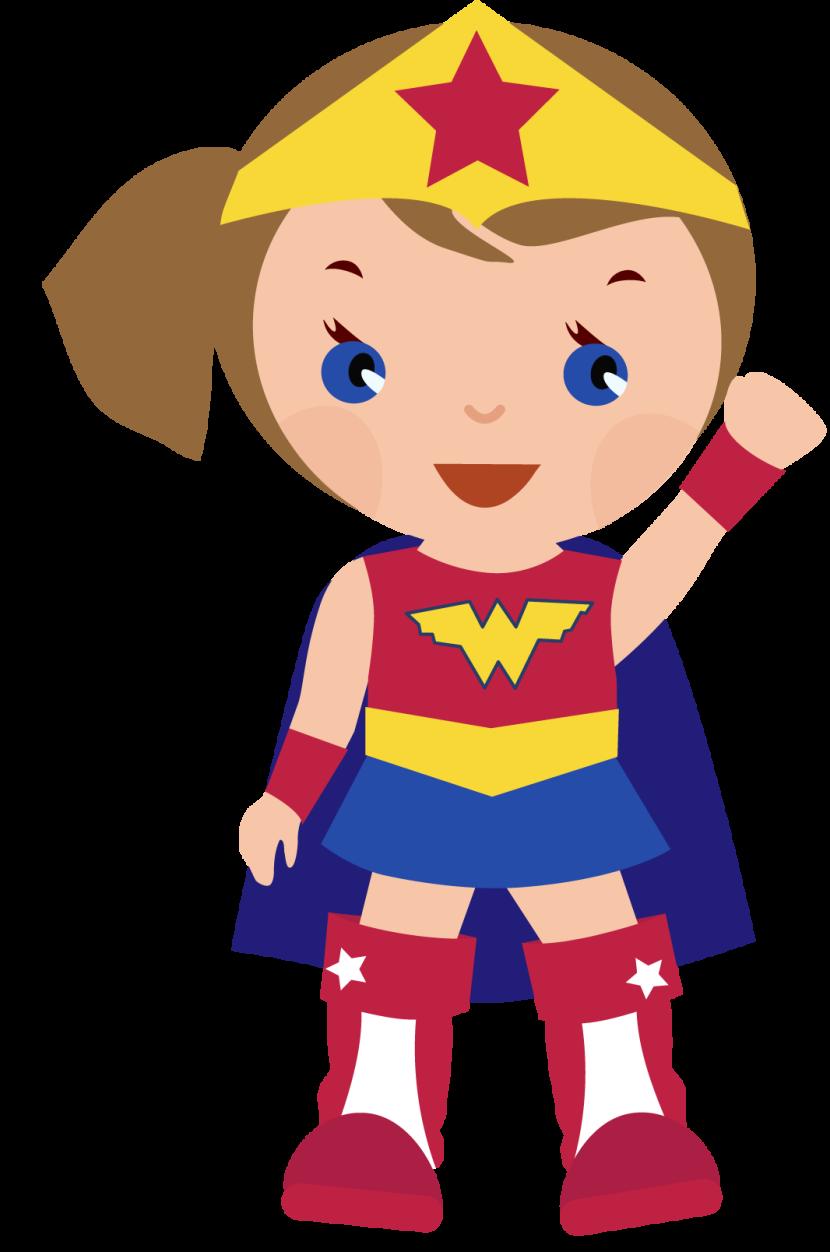 830x1252 Best Superwoman Clipart