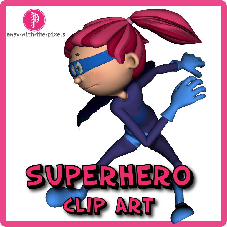 771x771 Superhero Clip Art Clipart Panda