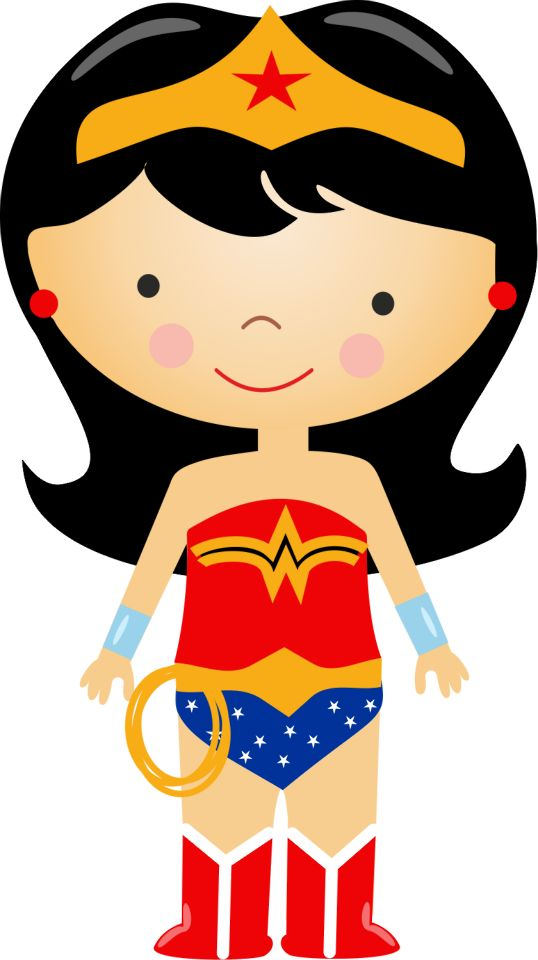 538x960 Supergirl Clipart Wonder Woman