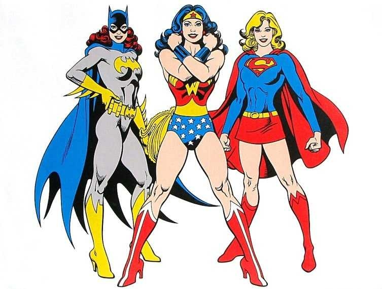 753x570 Top 10 Wonder Woman Clip Art