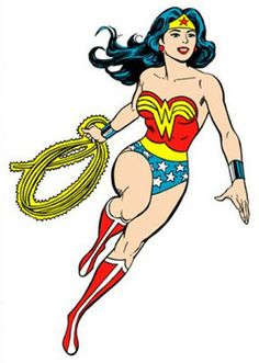 236x331 Wonder Woman Clip Art