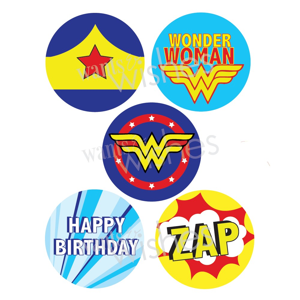 1000x1000 Wonder Woman Logo Clip Art