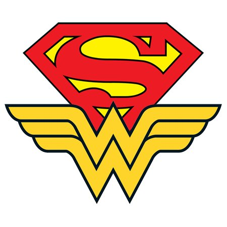 450x450 Awesome Wonder Woman Clip Art