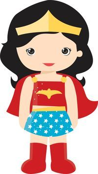 200x354 Wonder Woman Baby Clipart. Oh My Fiesta! For Geeks Embroidery
