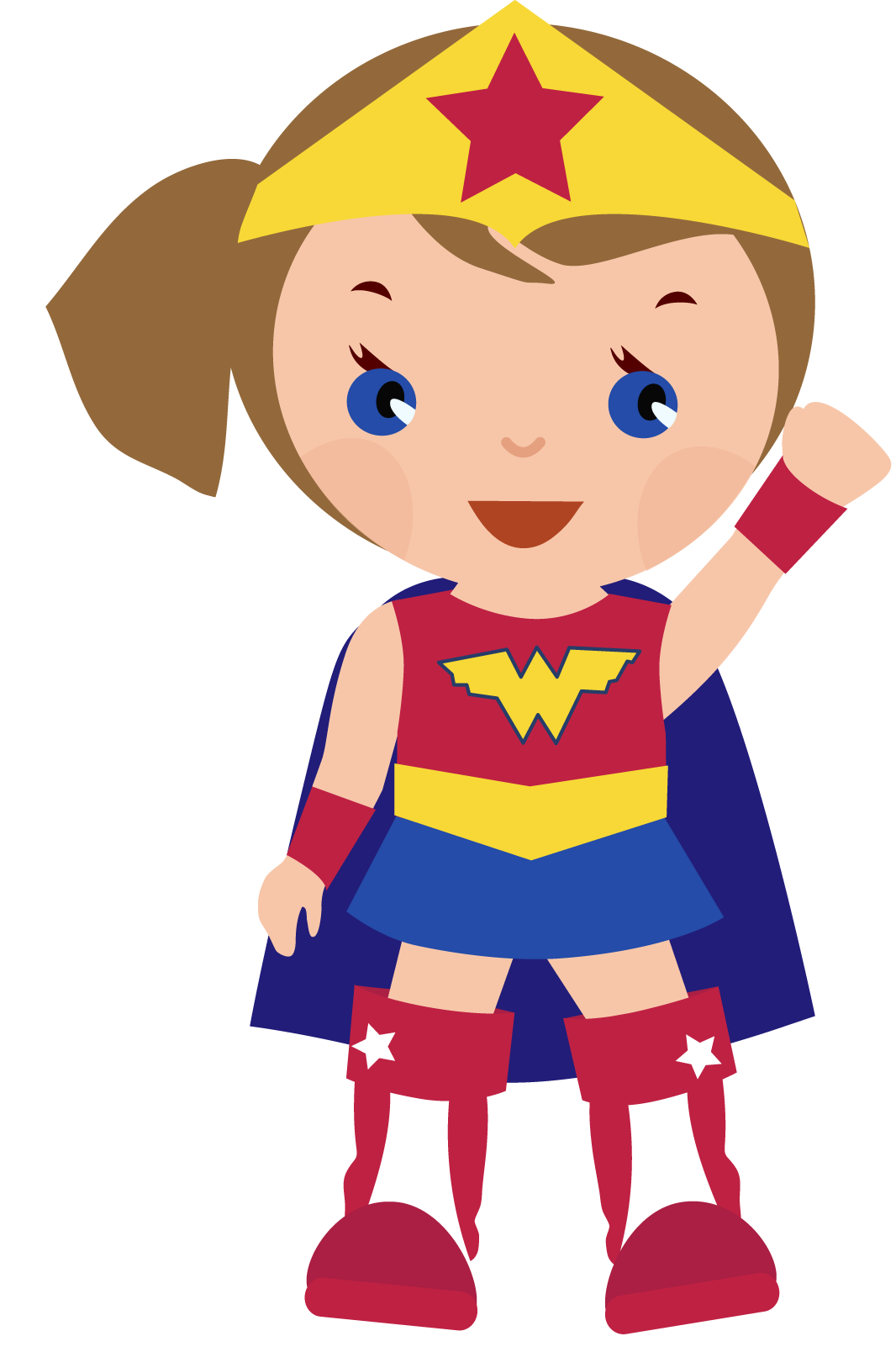 1066x1608 Wonder Woman Cute Clipart Clipart Kid