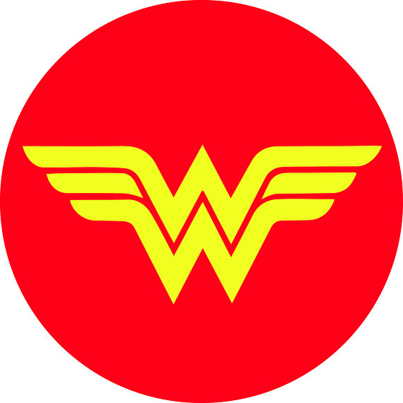570x570 Wonder Woman Svg Wonder Woman Logo Svg Wonder Woman