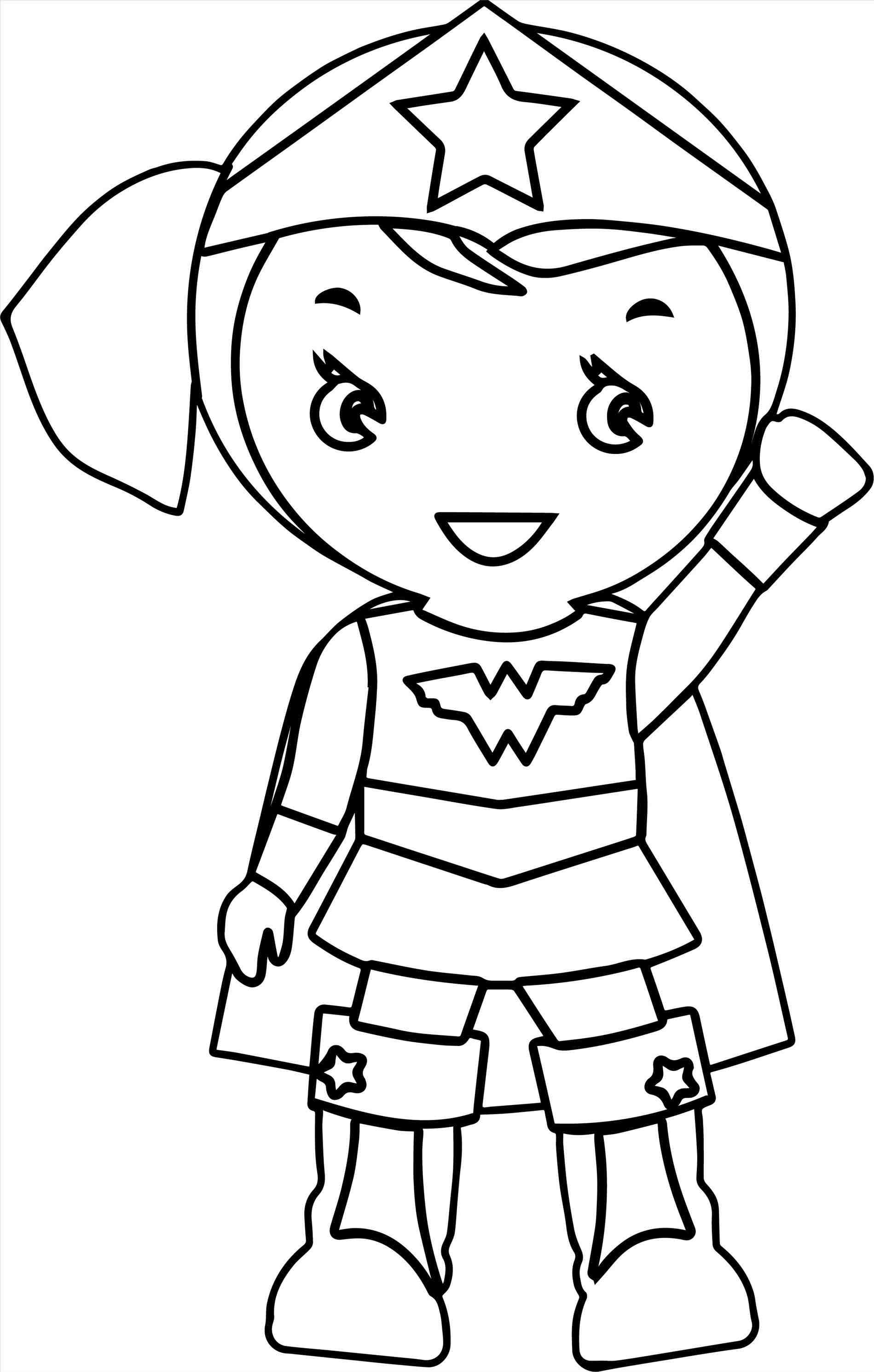 Wonder Woman Coloring Pages | Free download best Wonder Woman ...