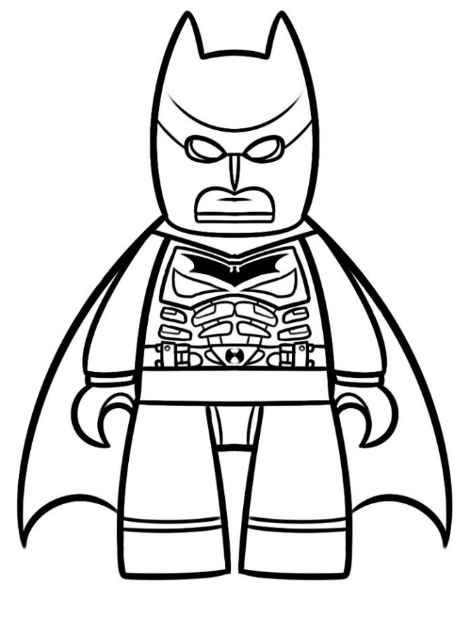671x884 Coloring Pages Lego Coloring Pictures Batman Clipart Pages Lego