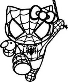 227x274 Spider Woman Coloring Pages Brilliant Girl Superhero With Wonder