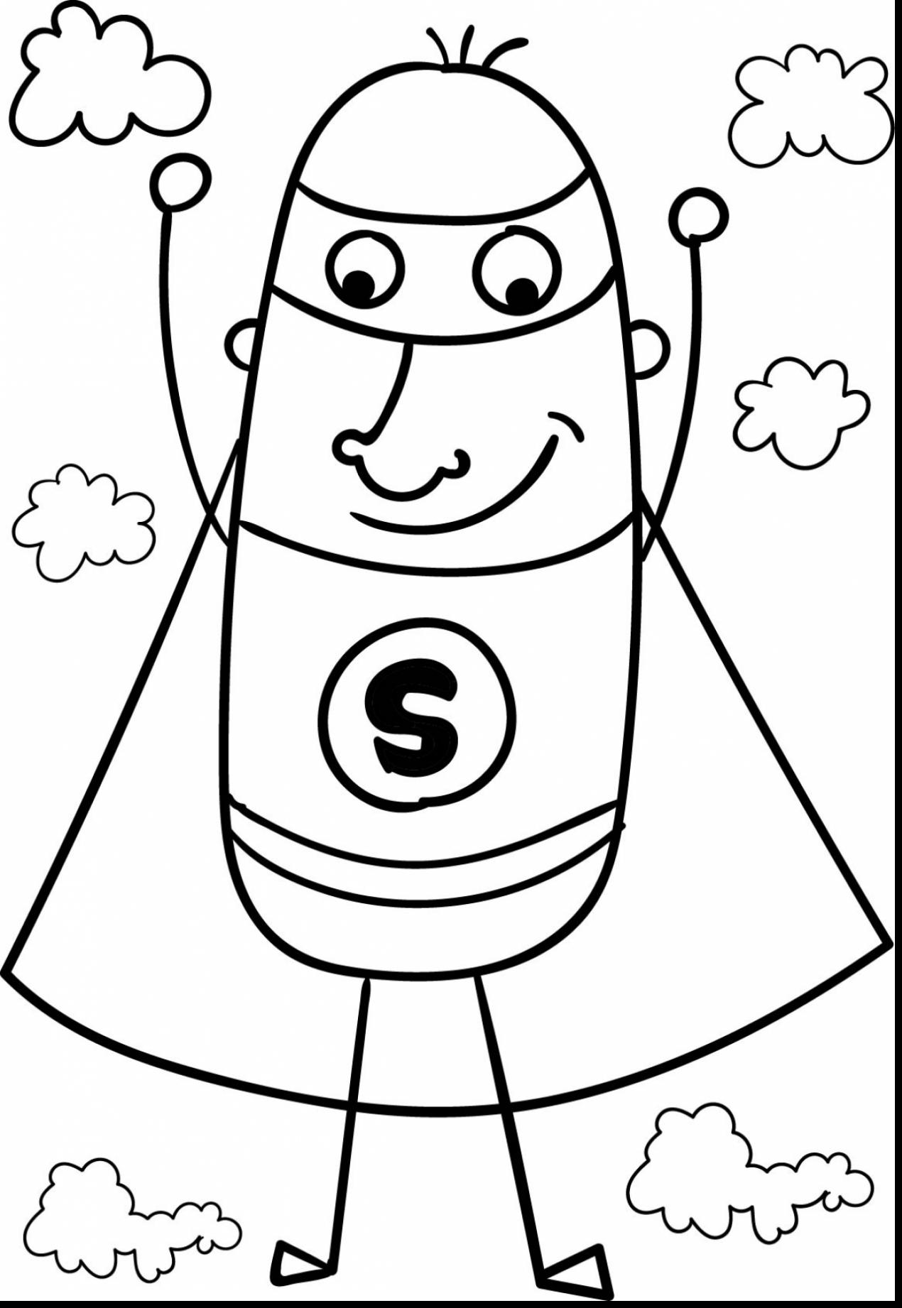 1270x1842 Great Superman And Wonder Woman Coloring Pages With Superman