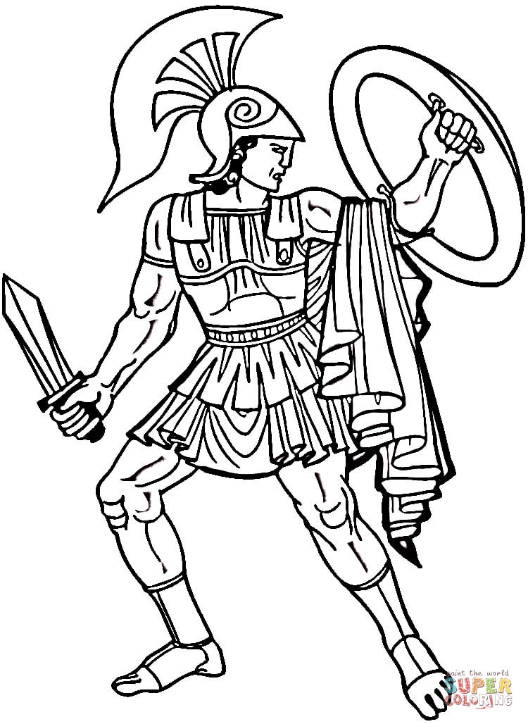 750x1028 Ancient Greek Coloring Pages Recipes To Cook